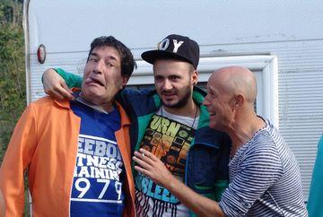"""Radu Pietreanu, de la """"Vacanta Mare"""", amenintat cu un cutit"""