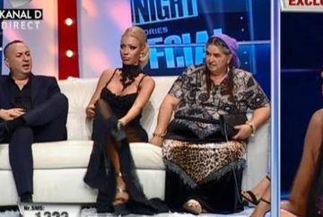 Dana Criminala a enervat-o pe Loredana Chivu! Blonda a aruncat telefonul de nervi!