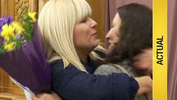 Elena Udrea şi-a adus în Parlament o buna prietena. Ce cauta fosta colega de celula printre alesii neamului