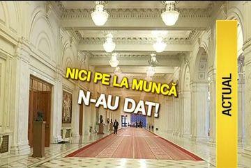 Parlamentarii si-au luat liber sa se inchine la moastele Sfintei Parascheva!
