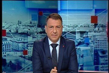 Christian Sabbagh paraseste pupitrul Stirilor Kanal D pentru un nou proiect jurnalistic! Cine ii va lua locul