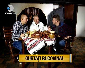 TARA-N BUCATE: Fripturi de poveste in Bucovina