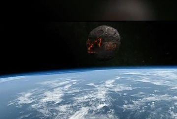 Specialistii de la NASA avertizeaza ca un asteroid de mari dimensiuni se va apropia de Pamant exact de Halloween! Oare se va intampla ceva?