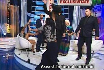 In pauza de publicitate, Anca a luat-o la bataie pe Renata! Leo. A iesit urat! Imaginile astea nu s-au vazut la TV