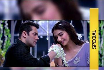 "Salman Khan si Iulia Vantur s-au despartit? Actorul s-a ""legat"" cu o alta femeie, intr-o ceremonie sacra"