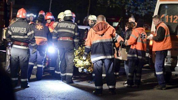 Toti cei 15 pacienti internati in stare grava la Floreasca au fost identificati de catre rude