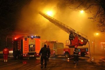 Clubul din Constanta unde a izbucnit un incendiu fusese sanctionat de pompieri pentru mai multe nereguli