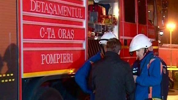 O a doua tragedie a fost evitata, duminica seara. Cum a luat foc un club din Constanta, la doua zile de la tragedia din Bucuresti