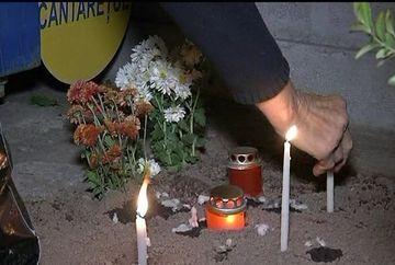 A fost o noapte amara in Sapanta, de Luminatie, traditia veche de secole. Localnicii s-au rugat si pentru sufletele tinerilor morti in clubul Colectiv