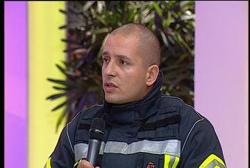 """""""Acolo a fost o ploaie de foc!"""" Un pompier demonteaza toate teoriile despre cauza tragediei de la Colectiv. Ce spune despre buretele criminal"""