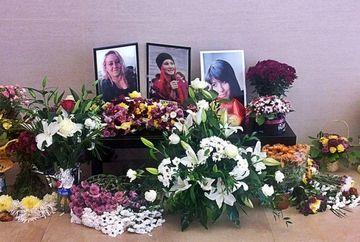 Povestea cutremuratoare a celor trei prietene moarte in Colectiv! Erau si colege de munca, iar la birou a aparut un altar in memoria fetelor!