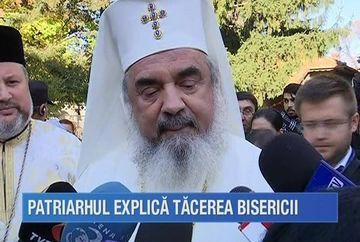 """""""Lumea sa vina la biserica, nu la club!"""" La patru zile de la teribila tragedie din clubul Colectiv, Patriarhul Romaniei a explicat lipsa de reactie"""