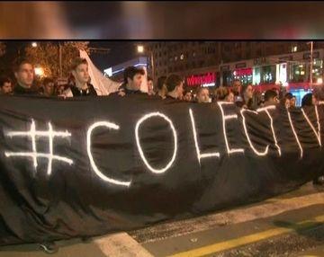 Zeci de mii de voci au cerut, in strada, DREPTATE! Victor Ponta a prezentat demisia Guvernului, iar primarul Piedone l-a urmat, dupa cateva ore
