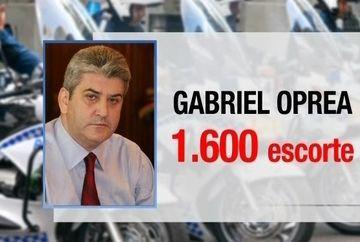 Dosar penal cu privire la scandalul coloanelor oficiale! Cine sunt ceilalti demnitari vizati, pe langa Gabriel Oprea