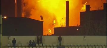 EXPLOZIE in Brasov! Fabrica de paine a sarit in aer. 10 persoane se aflau la munca!