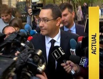 Problem in familia Ponta! Victor a ajuns in fata Instantei iar Daciana Sarbu a incalcat legea timp de cateva saptamani