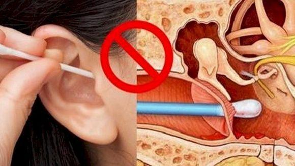 Nu mai folosi betisoare de urechi! Uite cat de usor te pot lasa fara auz! Toti parintii trebuie sa stie asta!