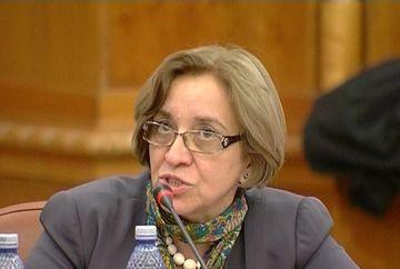 Cristina Guseth a picat examenul Justitiei!