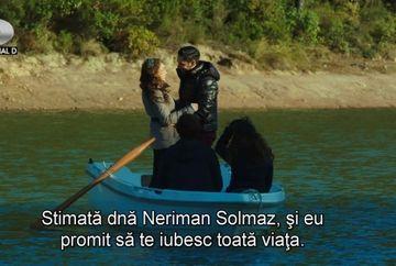 """Macit merge cu mama sa acasa la Neriman pentru a-i cere mana! Nu ratati penultimul episod din serialul """"Un destin la rascruce"""""""