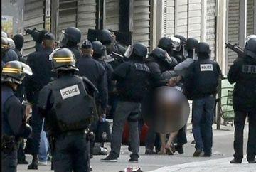 Franta ii vaneaza pe teroristi! O femeie s-a aruncat in aer si un terorist a fost ucis, miercuri, in Saint Denis