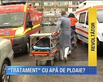 Este strigator la cer ce se intampla cu pacientii care ajung in stare grava la Spitalul Judetean din Galati