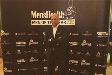 Christian Sabbagh, premiat la Gala Men Of The Year 2015