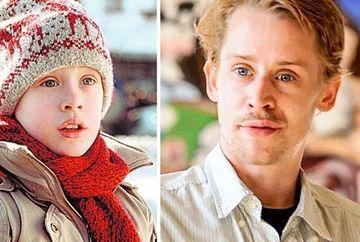 """Cum arata vedetele din """"Singur acasa"""", la 25 de ani de la filmari. Pe unii nu i-am mai recunoscut!"""