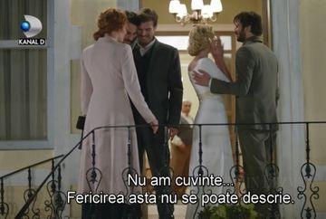 """Seyit cade in capcana intinsa de Petru si baroneasa Lola! Relatia dintre cei doi iubiti e in pericol! Vezi azi de la 20.00, la Kanal D, """"In dragoste si in razboi"""""""