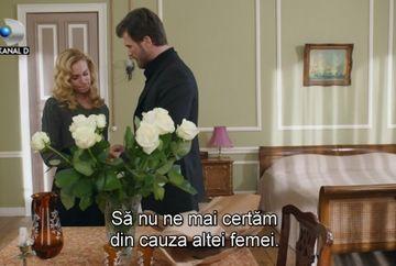 "Petru impiedica nunta lui Seyit cu Sura! Cum isi pune el planul in aplicare, aflati azi, ""In dragoste si in razboi"", de la 20.00, la Kanal D"