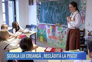 Si-au transformat atelierul cu visuri in scoala pentru copii!