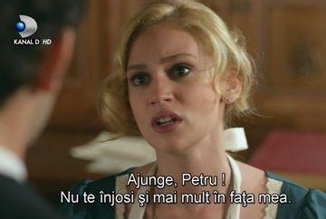 "Seyit, la un pas sa isi piarda iubita. Nu pierde un nou episod al serialului ""In dragoste si in razboi"", in aceasta seara, de la 20.00, la Kanal D"