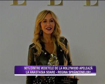 Anastasia Soare, regina sprancenelor de la Hollywood iti spune cum sa porti sprancenele in 2016!