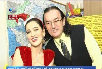 Celebra Marinela Nitu primeste o lovitura inainte de Craciun! Miron Cozma si-a cerut iubita de sotie
