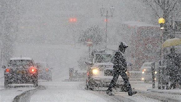 COD GALBEN de ninsori si ger in sud-vestul tarii. Vezi zonelor afectate