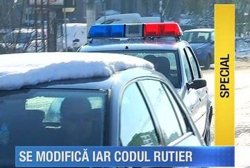 Scapam de soferii agresivi din trafic? Un proiect de modificare a Codului Rutier ii pedepseste pe conducatorii auto nervosi