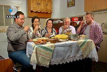 TARA-N BUCATE: Rasfat culinar in inima Bucovinei