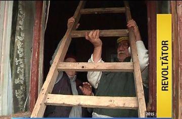 La Timisoara, doi pensionari intra in propria locuinta ca infractorii, pe fereastra