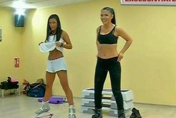 Imagini de senzatie cu Andreea Mantea la sala de fitness! Vezi cate kilograme a dat jos!
