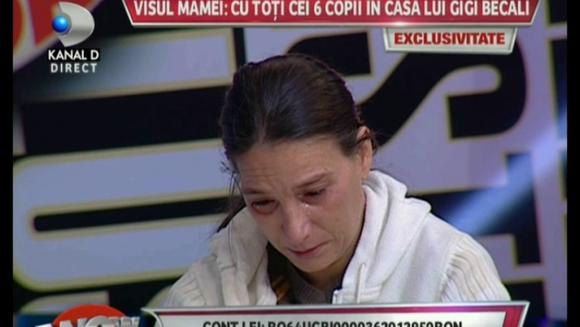 Andreea Mantea, la un pas de a izbucni in plans! Abia s-a abtinut si si-a inghitit lacrimile!