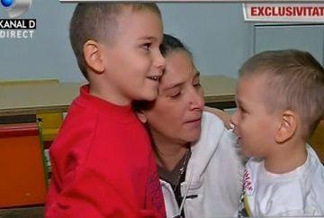 Intalnire emotionanta la WOWbiz! Copiii aflati in plasament au sarit in bratele mamei