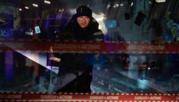 "Christian Sabbagh: ""Era un ger siberian!"""