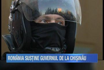 S-a dezlantuit haosul in Chisinau! Investirea noului Guvern a iscat reactii violente in strada