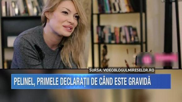 Valentina Pelinel arunca marea bomba. E posibil ca tatal copilului ei sa nu fie fostul actionar al clubului Dinamo?