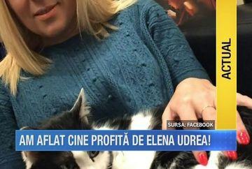 Elena Udrea, cucerita de pisicuta pe care a adoptat-o si care a starnit atatea controverse pe o retea de socializare