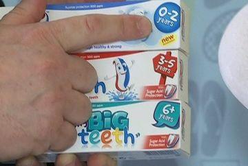 AVERTISMENT! Peste 50% dintre pastele de dinti sunt periculoase! Uite de care trebuie sa te feresti