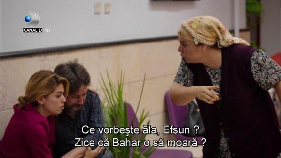 """Efsun si Nuran sunt pe cale sa fie descoperite! Cele doua femei se tem pentru libertatea lor, astazi, in """"Bahar: Viata furata"""", de la 20.00, la Kanal D"""
