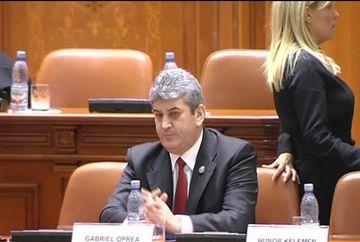 Gabriel Oprea a ramas fara imunitate. Fostul ministru de interne poate fi urmarit penal de DNA