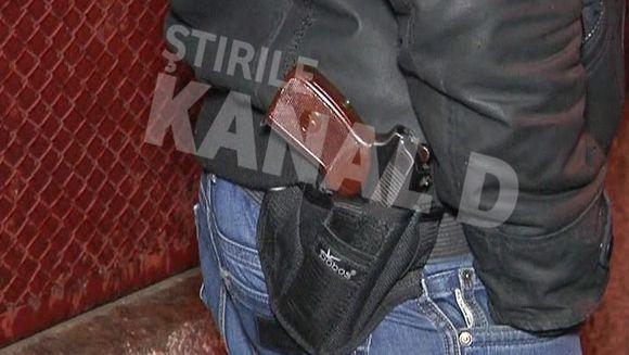 Scene socante la Timisoara! Un jurnalist Kanal D a fost amenintat cu pistolul de un ofiter antidrog
