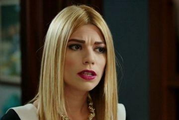 """Actrita care o interpreteaza pe Efsun, fata cea rea din """"Bahar: Viata furata"""", e topita dupa animale! Vezi cum e in viata reala blonda din serialul difuzat de Kanal D"""