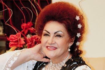 """Elena Merisoreanu, cu o coasta rupta la filmari! Ca sa ajute niste oameni amarati, cantareata de muzica populara a participat la emisiunea """"Roata Norocului"""" de la Kanal D"""